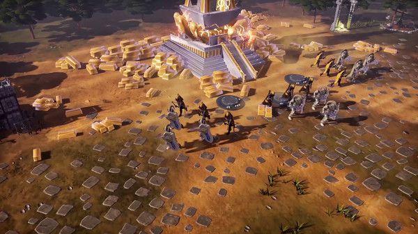 阿米利翁的原始人(Primordials of Amyrion)手游官方版图片1